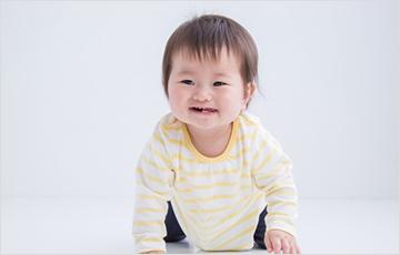 1歳半から2歳頃の虫歯予防