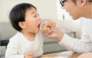 3歳前後の虫歯予防