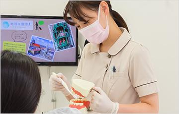 虫歯菌をコントロールする歯磨き