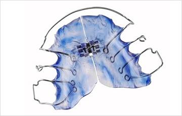 床矯正治療の装置