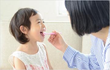虫歯を予防しやすい