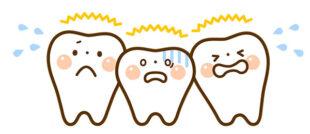 歯並びに影響